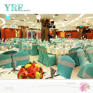 YRF Customized Design bon marché Chaise de mariage Covers