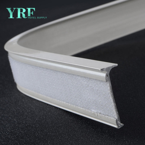 Guangzhou Foshan Bay Window Curtain piste Solutions pour Dorm